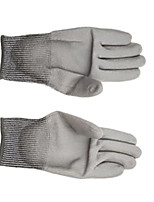 Star gloves 9 PU Anti Cutting Gloves AndMedium-SizedPalm Dip Industrial Protective Gloves.