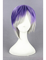 Diabolik Lovers-Sakamaki Kanato ColorMixed 14inch Anime Cosplay Wigs CS-154A