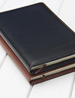 25K Leather Book Diary Notebook