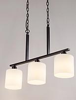 Luzes Pingente ,  Contemprâneo Rústico Pintura Característica for Designers MetalSala de Estar Quarto Sala de Jantar Quarto de