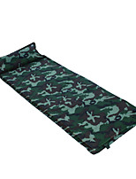 Inflated Mat Camping Pad Sleeping Pad Heat Insulation Moistureproof/Moisture Permeability Hiking Camping Traveling Outdoor Indoor