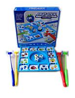 Brinquedos Jogos & Quebra-Cabeças Quadrangular Plástico