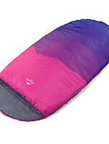 Schlafsack Rechteckiger Schlafsack Einzelbett(150 x 200 cm) 5 Hohlbaumwolle100 Camping warm halten Transportabel
