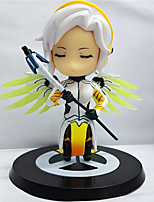 Anime Action Figures Inspired by Overwatch Cosplay PVC CM Model Toys Doll Toy