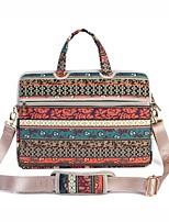 13.3 14.1 15.6 inch Retro Bohemian Style Laptop Shoulder Bag with Strap Hand Bag for Surface/Dell/HP/Samsung/Sony etc