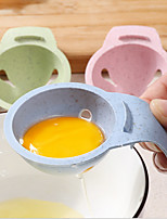 Wheat Color Egg White Separator Creative Kitchen Egg Yolk Protein Points Color Random