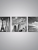 Stretched Canvas Prints Famous Buildings Picture Print on Canvas Statue of Liberty Contemporary Wall Art for  Decoration