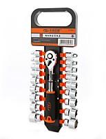 HUAFENG BIG ARROW 19Pcs/Set 10mm Socket Wrench
