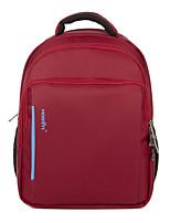 Hosen hs-325 15 polegadas laptop saco unisex nylon impermeável respirável pacote de negócios saco de ombro para computador ipad e tablet