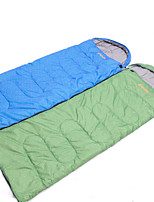 Sleeping Bag Rectangular Bag Single -5 Hollow CottonX75 Camping Traveling Outdoor Waterproof Breathability