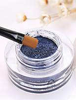 1Pcs High Quality Waterproof Three-Dimensional Shining Eye Shadow Air Cushion Of Shimmer Eyeshadow Cream