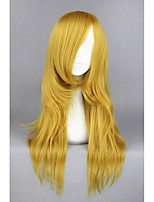 Парики shugo chara-kadina золота прямые аниме 24inch cosplay парики cs-162c