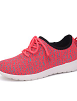 Women's Sneakers Spring Summer  Couple Shoes Light Soles Tulle  Athletic  Flat Heel Running Shoes