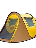 3-4 Pessoas Tenda Acessórios de Tenda Único Tenda Automática Um Quarto Barraca de acampamento 1000-1500 mmFibra de Vidro Oxford Fita