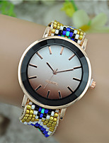 Women's Fashion Watch Wrist watch Bracelet Watch Quartz Fabric Band Bohemian