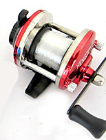 Ice Fishing Reel Ice Fishing Reels 3:6:1 1 Ball Bearings Right-handed Ice Fishing-DP5000