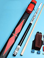Two-piece Cue Cue Sticks & Accessories Tables & Accessories Snooker Pool Case Included Multi-tool Maple