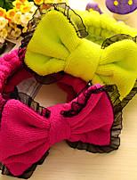 Japanese Style Butterfly Headband For Bathroom (Random colors)