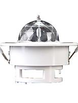 Luzes LED de Cenário Magic LED Light Ball Party Disco Club DJ Mostrar Lumiere LED Crystal Light Projetor Laser 3W - 50-60 -Estroboscópico