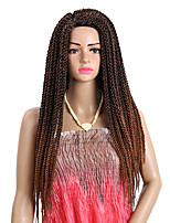 Gehäkelt Twist Braids Haarverlängerungen Haar Borten