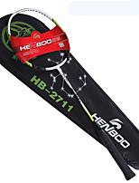 Raquettes de Badminton Etanche Indéformable Durable Légère Stabilité Fibre de carbone 1 Pièce pour Utilisation Exercice Sport de détente