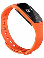 Relógio Esportivo Relógio Inteligente DigitalLED Calendário Monitor de Batimento Cardíaco Luminoso Podômetro Cronômetro Colorido