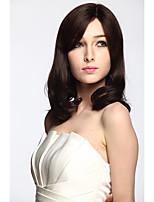 Perruques synthétiques à la mode fibre synthétique coiffure à la fois enroulée et résistant à la chaleur pour les femmes