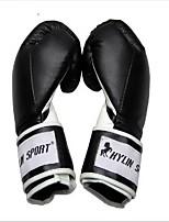 Gants d'Exercice Gants de Boxe Pro Gants du sport pour Boxe Fitness Muay-thaï Doigt completGarder au chaud Respirable Antiusure Haute