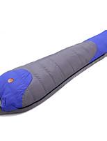 Sac de couchage Sac Momie Simple -15 -5 Coton T/C 210X80 Camping Résistant à l'humidité Garder au chaud 自由之舟骆驼