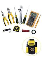 Stanley 92-004-1-23 Haushalt Handwerkzeuge gesetzt Elektriker Handwerkzeuge 11 Elektriker / 1 Satz