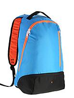 Rucksack für Camping & Wandern Klettern Reisen Sporttasche Wasserdicht tragbar Tasche zum Joggen 20Marinenblau Himmelblau Blau