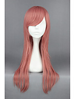 HitmanReborn-Bianchi Straight Pink Anime 24inch Cosplay Wig CS-163A