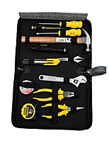 STANLEY Gift Set 12 Pieces Adjustable Wrench LT-368-23 Waterproof Nylon Kit Configuration Home Essential