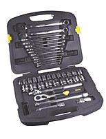 STANLEY® 91-935-1-22 40PC Professional Homeowner's Tool Kit with Tool Box