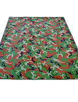 Moistureproof/Moisture Permeability Heat Insulation Picnic Pad Camouflage Camping Traveling Outdoor Indoor Aluminium Foil