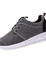 Women's Slippers & Flip-Flops Summer Slingback PU Casual Low Heel Bowknot Blue Red White Walking