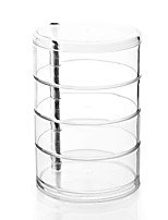 Cosmetic Box Others Makeup Storage Solid Geometry Round Acrylic