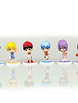 アニメのアクションフィギュア に触発さ 黒子ありませんバスケット Midorima Shintaro PVC cm モデルのおもちゃ 人形玩具