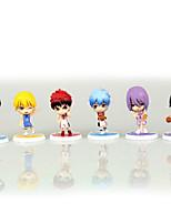 Anime Actionfigurer Inspireret af Kuroko ingen Basket Midorima Shintaro PVC CM Model Legetøj Dukke Legetøj