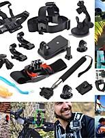 Caméra d'action / Caméra sport Fixation Guidon OuTige De Selle Trépied Multifonction Pliable Ajustable Tout en un Pratique PourTous
