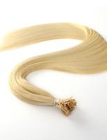 Neitsi 8a כיתה 28 '' 50g / lot 1g / s אני קצה שיער סיומות 100% רמי ישר שיער אנושי