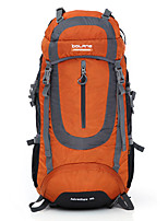 55 L Rucksack Camping & Wandern Klettern Legere Sport Wasserdicht tragbar Multifunktions Atmungsaktiv