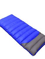 Schlafsack Rechteckiger Schlafsack Einzelbett(150 x 200 cm) -18 Enten Qualitätsdaune85 Camping Reisen Draußen DrinnenWasserdicht