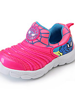 Boys' Athletic Shoes Spring Fall Comfort PU Outdoor Flat Heel