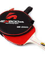 Ping Pang/Table Tennis Rackets Ping Pang Wood Long Handle Pimples Indoor Performance Practise Leisure Sports