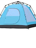 Double Une pièce Tente de campingCamping Voyage-Bleu