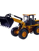 Игрушки Модели и конструкторы Автопогрузчик Металл ABS Резина