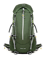 65 L Rucksack Climbing Leisure Sports Camping & Hiking Waterproof Wearable Breathable Multifunctional