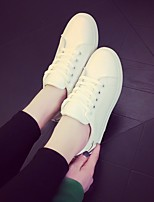 Women's Sneakers Spring Comfort PU Casual White