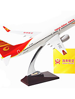 Plane Toys Car Toys Plastic White Model & Building Toy